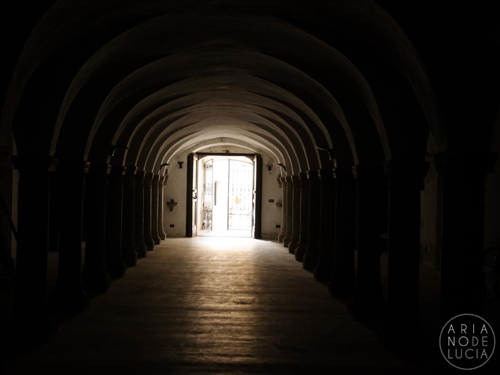 cripta della Chiesa di San Nicola