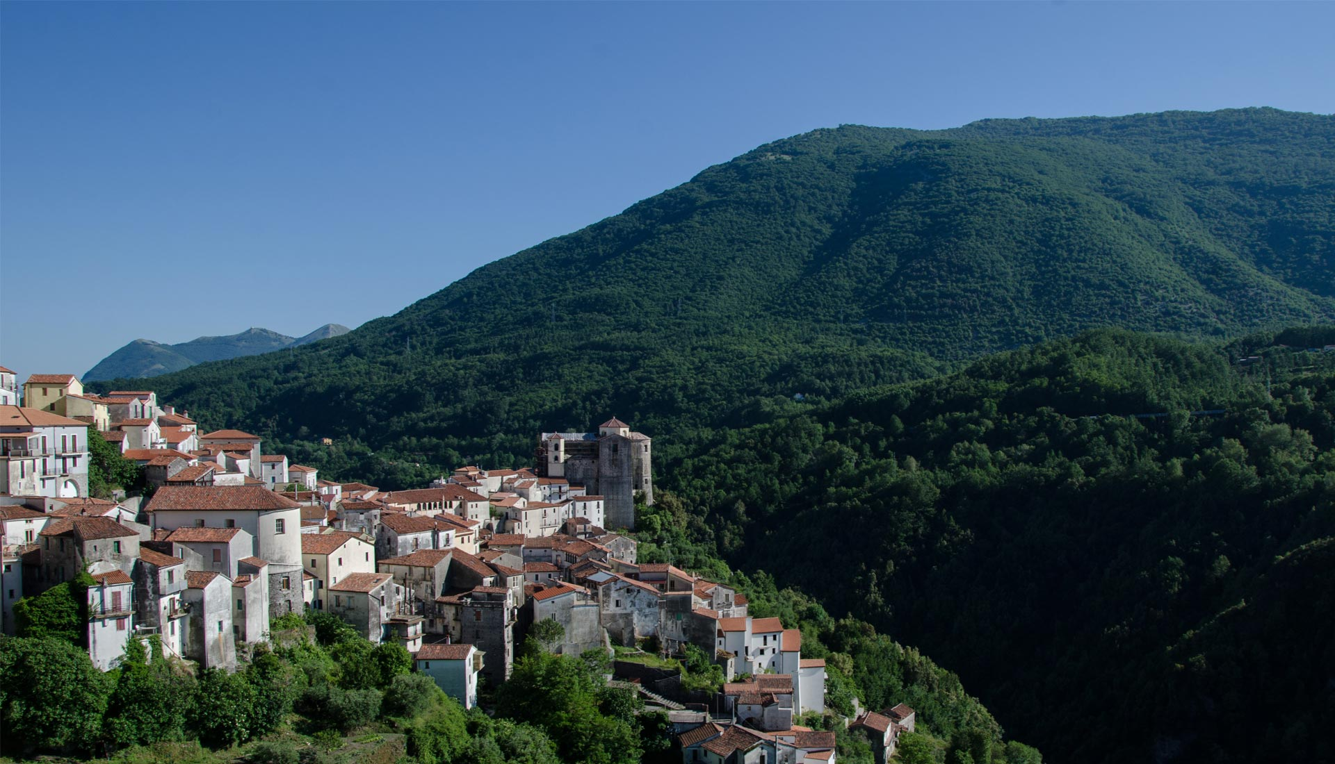 panoramica di Rivello